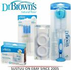 Dr Brown's Sterilizer Baby Cleaning Bottle Brush│Microwave Steam Bag│Teat Brush