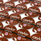 Ceylor Tight feeling condoms Smaller size 45mm width Narrow close fit Lubricated