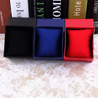 Present Gift Boxes Box For Bangle Jewelry Ring Earrings Bracelet Wrist Watches image