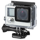 Waterproof Housing Case for GoPro Hero 3-7 Protective Shell with Bracket 45m