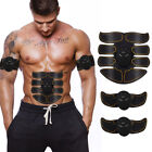 Smart Muscle ABS Stimulator Toner Arm Patch Toning Belts Trainer for Fitness  image