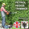 More images of Garden Hedge Trimmer KIAM H600 Hedge cutter 2-Stroke petrol engine Double Blade