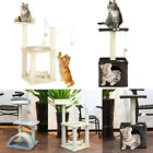Cat Tree Scratching Post Cat Tree Activity Centre Sisal Cat Bed Climbing Tower