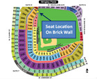 3 BOX SEATS ON WALL - TICKETS FOR CHICAGO CUBS VS MILWAUKEE BREWERS 8/1/2020 on Ebay