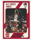 1989 COCA-COLA NORTH CAROLINA STATE FINEST COLLEGIATE COLLECTION BASKETBALL $1.25  on eBay