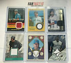Toronto Blue Jays G/U Relic YOU PICK inc RC Vlad Halladay Alomar Carter etc