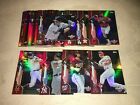2020 Topps Opening Day Red Foil Target Exclusive Parallel - Choose Baseball Card