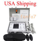 Promotion 4A Quantum Magnetic Resonance Health Body Analyzer Massage Therapy