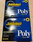 JOB SELECT Plastic CleaR DISPOSABLE Gloves Food Cleaning 100 300 600 1000 SMALL