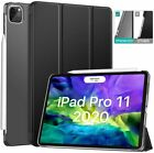 2020 Apple iPad Pro 11 Case Slim Shell Stand Cover Auto Wake/Sleep Pencil Holder