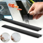 2020 Silicone Stove Counter Gap Cover Oven Guard Spill Seal Slit Filler Kitchen