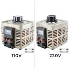Variac Transformer Variable 2-5KVA AC Voltage Regulator Metered 0-130/230/300V
