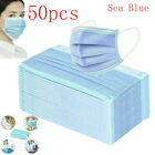 50PCS US STOCK Disposable Face Protector Surgical Medical Dental Industrial