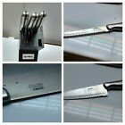 Pick A Part) Ultrex Kitchen Knives & Cutlery Cleaver Chef Utility Storage Block