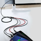 Mcdodo 3/4in1 8-Pin/Micro/Type C Fast Charger Data Cable For iPhone IOS Android