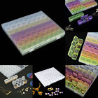 56 Slots Diamond Embroidery Boxs 5D Painting Tool Jewelry Storage Case For DIY