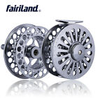 70//80//90//100mm 3BB Large Arbor Full Alluminum CNC Machined Fly Fishing/&Fly Reel