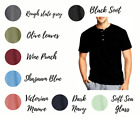 Kyпить Hanes T-shirts Men's 1901 Heritage Dyed Short Sleeve Henley Tee на еВаy.соm