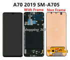 For Samsung Galaxy A70 SM-A705 A705MN/DS LCD Touch Screen Digitzer Frame NEW