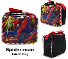 Licensed Character Insulated Snack Thermos Gift School Lunch Box/Bag Boys Girls