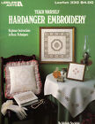 HARDANGER EMBROIDERY counted cross stitch charts-YOUR CHOICE-many to choose from