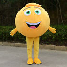 Bean Mascot Costume Adult Mall Props Cosplay Fancy Dress Suit Outfit Advertising