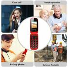 Ushining Unlocked Flip Cell Phone for Seniors,Easy-to-Use,T-Mobile Card Suitable