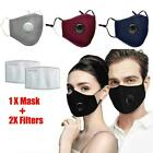 Face Mask Reusable Washable Covering Masks Fashion Clothing Men Women Protective
