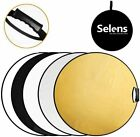 5in-1 Collapsible Reflector Handle for Photography Photo Studio Lighting Outdoor