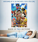 122513 One Piece Animee Decor LAMINATED POSTER UK