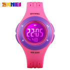 SKMEI Children's Watch LED Sport Style Digital Electronic Kids Watch Xmas Gift