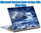 Any 1 Vinyl Sticker/Skin for Microsoft Surface Book 1st Gen. - Free US Shipping!