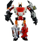 HZX 5 IN 1 Defensor & Bruticus & Superion IDW KO G1 Action Figure Toys In Stock For Sale