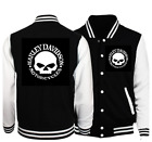HARLEY DAVIDSON MOTORCYCLES VARSITY JACKET NEW Custom