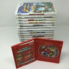 Nintendo Wii Games with Original Cases *Choose You're Game*
