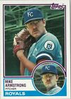 1983 Topps Baseball Card Singles (1-407) - Pick The Cards to Complete Your SetBaseball Cards - 213