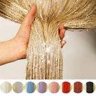 Kyпить ANMINY Glitter String Door Curtain Bead Room Dividers Beaded Fringe Window Panel на еВаy.соm