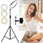 Kyпить LED Ring Light Photo Video Studio Dimmable Lamp Tripod Selfie Stand Camera Phone на еВаy.соm