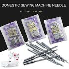 10x Home Sewing Machine Needle 11/75,14/90,16/100,18/110 For Brother Singerf5b6