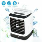 Personal Space Portable Mini Air Conditioner Cooling Air Fan Humidifier Remoter