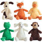 Dog Cat Puppy Toy Squeaker Sound Plush Doll Pets Stuffing Pet Training Molar Toy