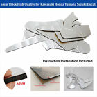 Pre-Cut Fairing Heat shield Insulation Pad for Suzuki  GSXR600 GSXR750 GSXR1000 $29.99 USD on eBay
