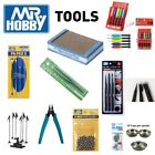 Mr Hobby Model Making Tools + Accessories - Choose Tools - QUICK DISPATCH