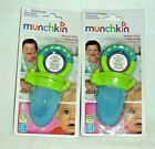 2 MUNCHKIN FRESH FOOD FEEDERS, IDEAL FOR FRUITS AND VEGGIES, BAP FREE, 6+ MONTHS