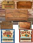 VINTAGE CRATE AIRBRUSH stencils AMO, Explosive , Shells Reproductions