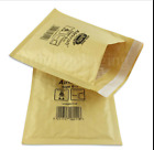 Padded Envelopes GOLD Jiffy size 0 Airkraft  Large Letter Size Postal Bags