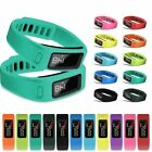 US Replacement Silicone Wrist Band Watch Strap Bracelet For Garmin Vivofit 1/2 g image