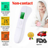 Non-contact Digital Infrared Thermometer Baby Ear Forehead Temperature Gun FDA