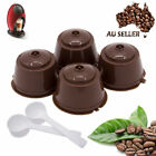 Dolce Gusto Refillable Reusable Coffee Capsule Pods Cup With Coffee Spoon