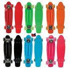 Retro Boards Complete 22 Inch Skateboard with LED Wheels for Kids of All Ages image